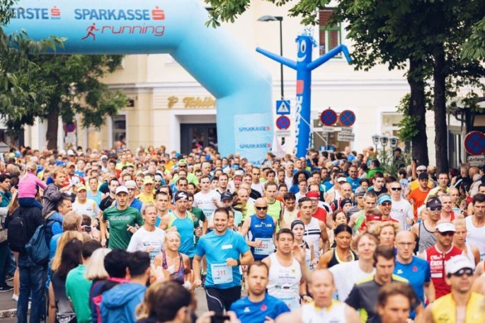 Badener Stadtlauf-Halbmarathon