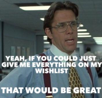 Wunschliste
