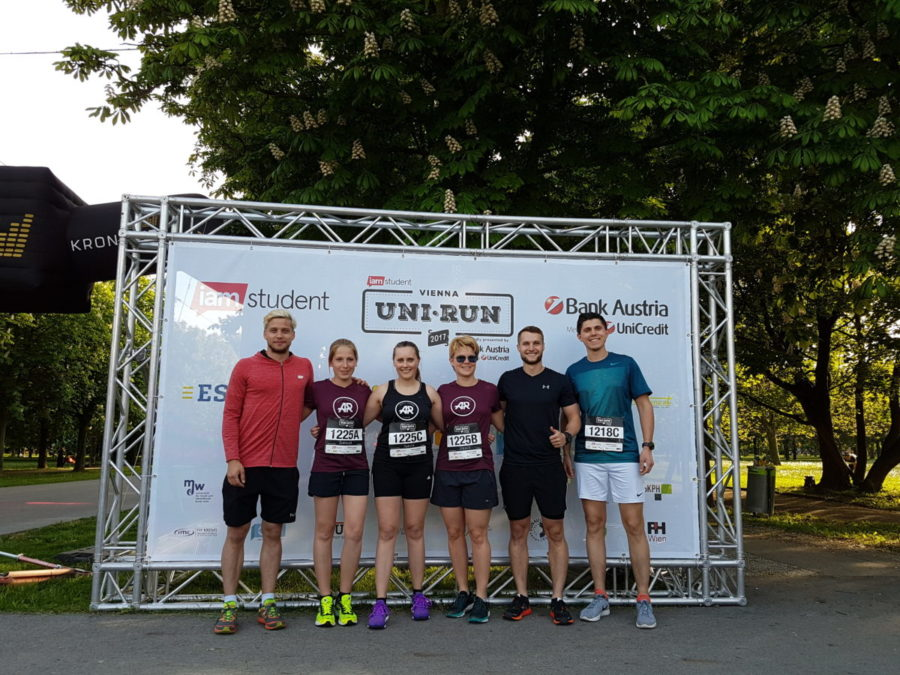 Vienna Uni-Run 2017