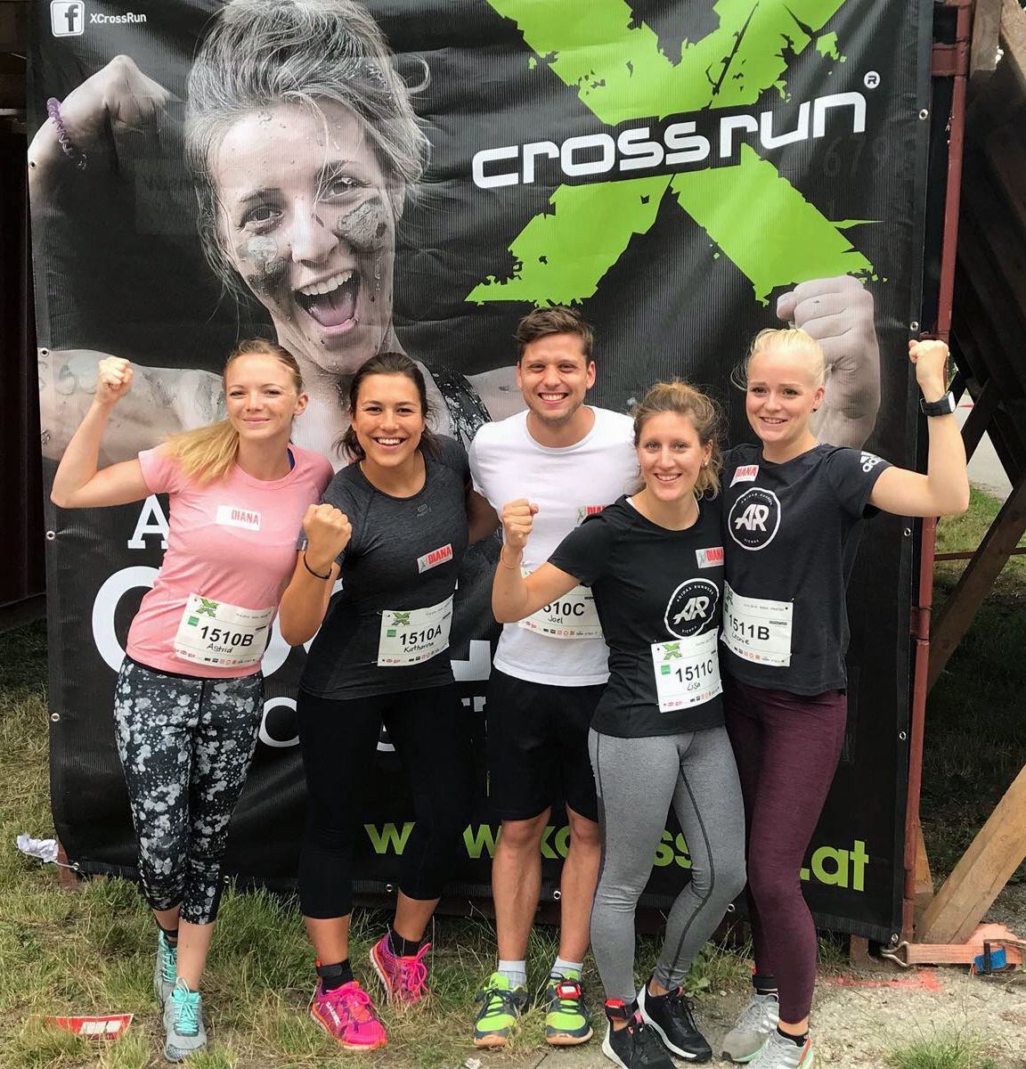 X-Cross Run 2018