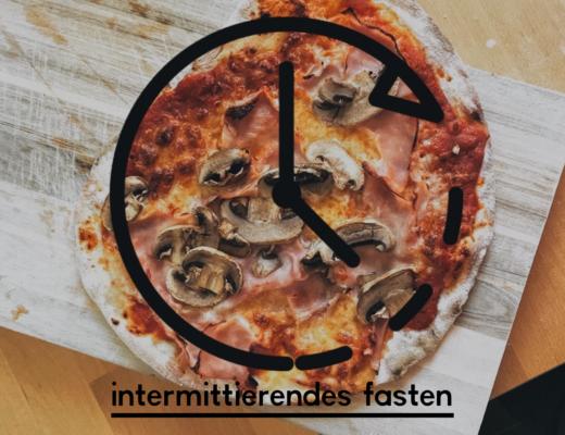 Intermittierendes Fasten 16/8