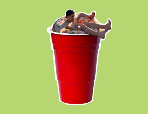 Trinkspiele für zu Hause